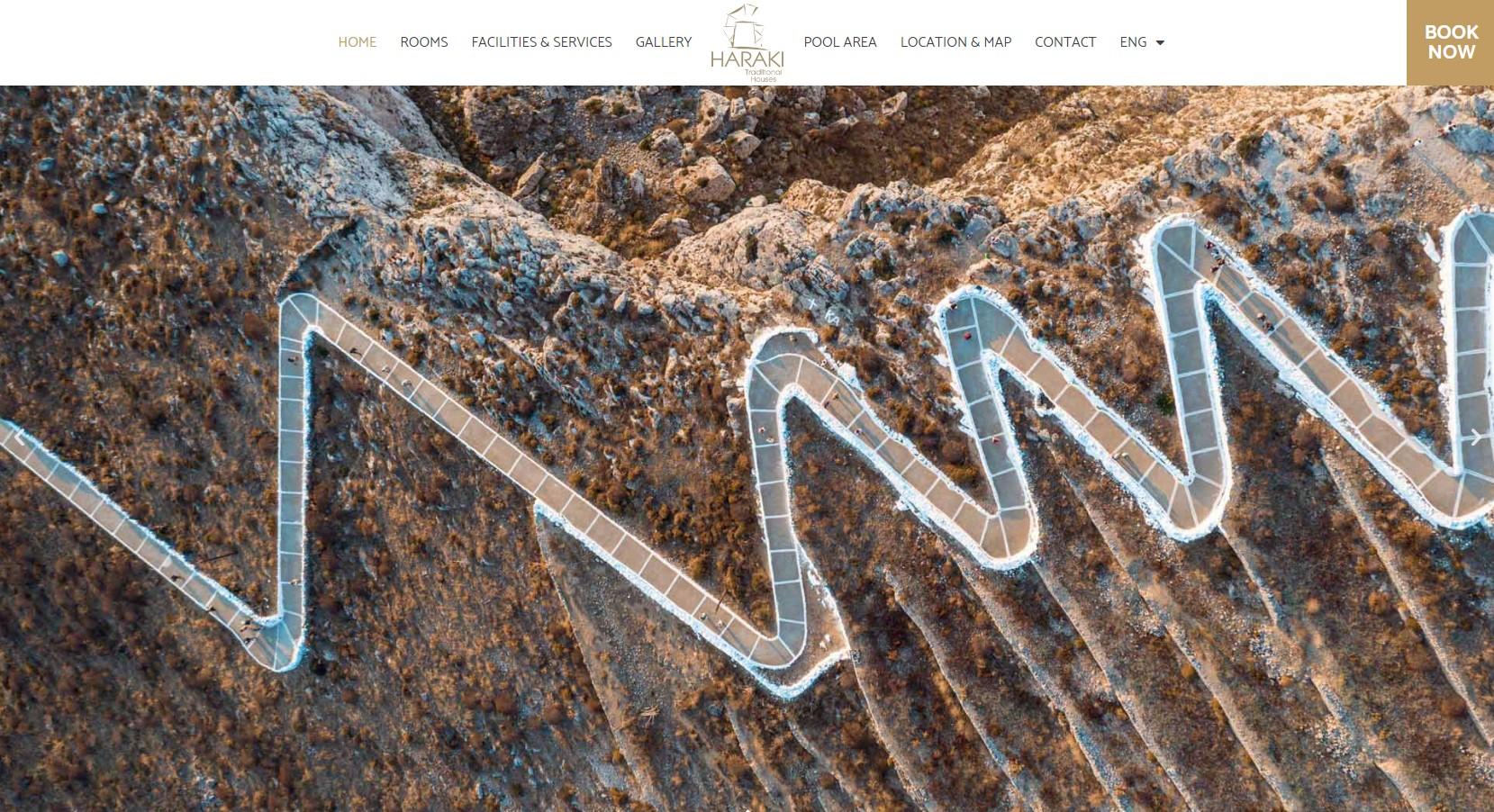 Κατασκευή ιστοσελίδας | Συγκρότημα παραδοσιακών κατοικιών
