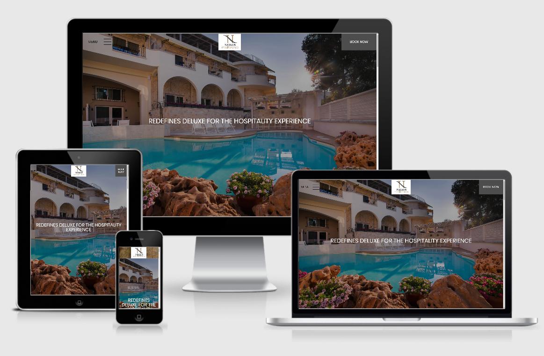 Κατασκευή Ιστοσελίδας | Ξενοδοχείο NEIKOS MEDITERRANEO